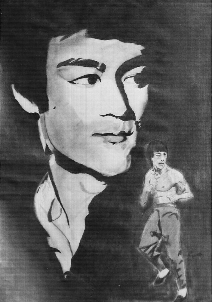 Bruce Lee by Jean-61